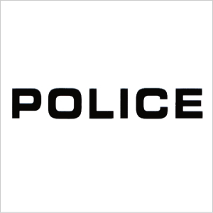 POLICEロゴ