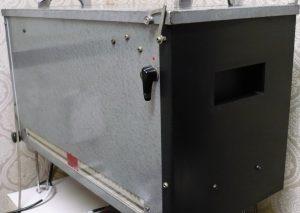 当店で使用の深視力測定機